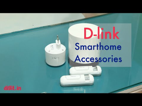 D-Link smarthome accessories | Digit.in