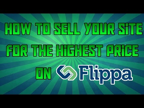 Flippa Pricing Strategy: Where to Set Your Bid for the Highest Price?