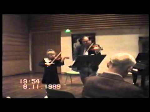 Ania Brzozowska i Piotr Janowski - 1989