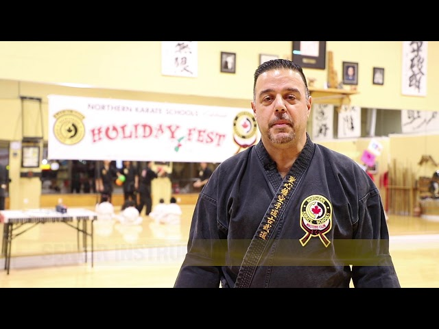 Northern Karate School - Sponsor Promo Toronto Diwali 2018