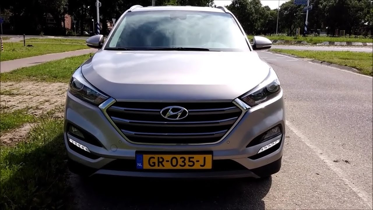 New 2016 Hyundai Tucson Full Review With Walkaround And