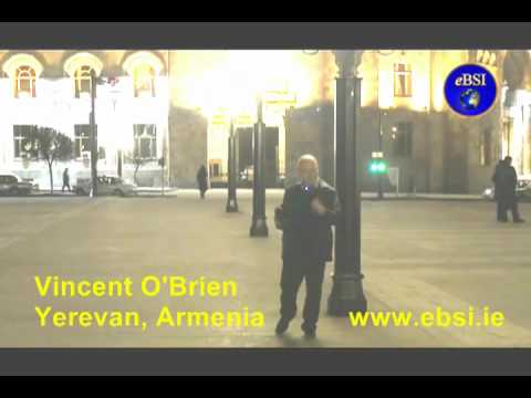 eBSI Export Academy - International Trade Broadcasts - Yerevan Armenia