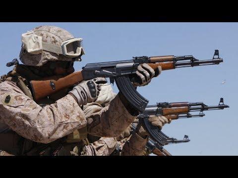 10 Cosas que No Sabías del Fusil AK-47