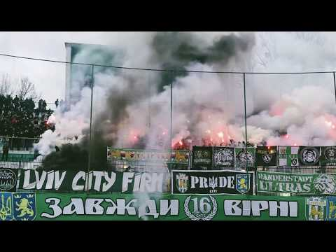 Derby Day 08.03.2020. Ultras Karpaty Lviv