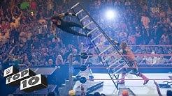 Scariest Superstar falls: WWE Top 10, Oct. 16, 2017