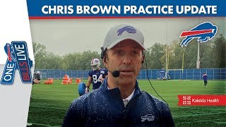 Josh Allen and the Bills prepare for Dolphins   Bills Insider Chris Brown