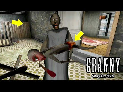 [New Update]4 ways to defeat spider baby   Granny Chapter 2 Full Gameplay And Gameover
