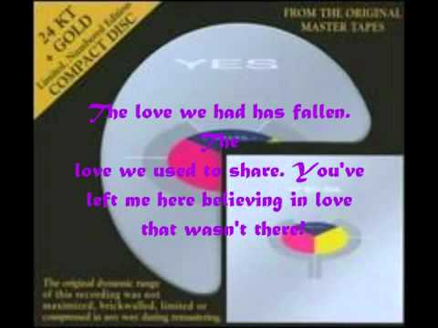 Changes Yes with LYRICS