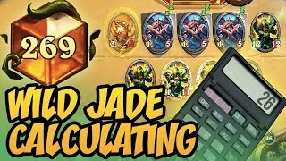 Wild Jade Calculating | Rastakhan's Rumble | Hearthstone
