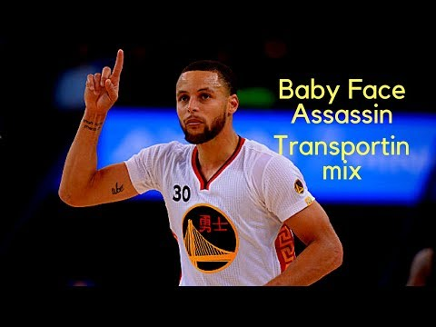 Steph Curry | Kodak Black Transportin' mix