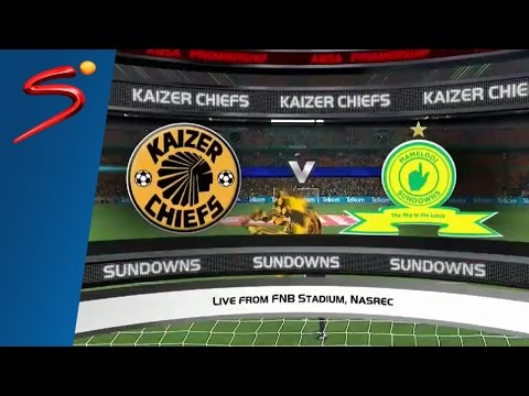 Absa Premiership 2016/17 - Kaizer Chiefs vs Mamelodi Sundowns