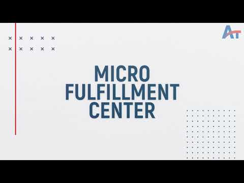 Micro Fulfilment Center - The future is here !