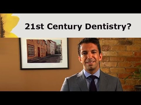 Technology: What is 21st century dentistry?
