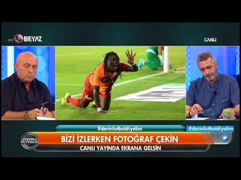 (..) Derin Futbol 21 Ağustos 2017 Kısım 1/6 - Beyaz TV