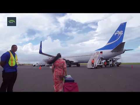 Before you leave Samoa - Checklist
