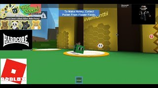 Got The Jar! | Roblox | Bee Swarm Simulator | Hardcore #1
