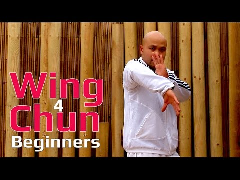Wing Chun for beginners lesson 9: basic hand exercise/changing guard hands with bong sau