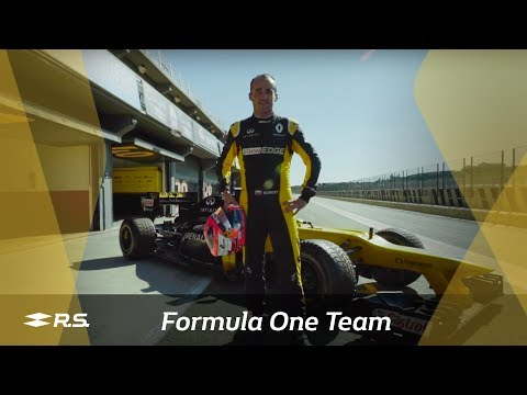 Renault Sport Formula One Team: Robert Kubica Test in Valencia