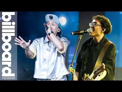 Cá Hồi Hoang ft. DatManiac - Tầng Thượng 102/ Ngày Nào| LIGHTS 2019 | Billboard Việt Nam
