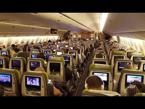 Embarque No Boeing 777 Da Latam 14 3 17 S 227 O Paulo