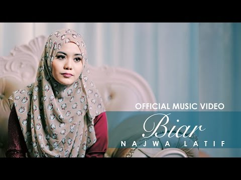 Najwa Latif - BIAR | ( Official Music Video )