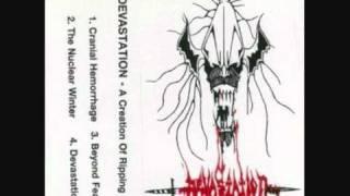 Devastation (USA) - Devastation - A Creation Of Ripping Death (DEMO)
