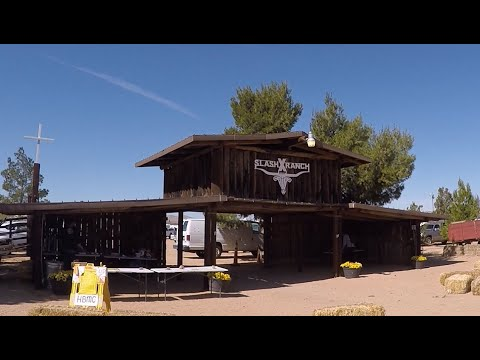 2016 AMA District 37 Cal Scrambles Round 2 & 3 Slash X