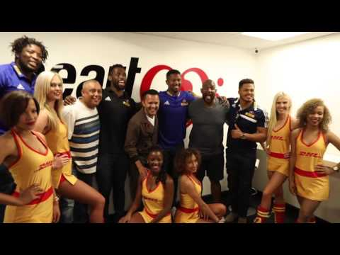 DHL Delivers Record Partnership with WP Rugby - Media Day Highlights!