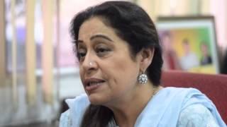Kirron Kher talks about Women Safety | PECFEST 2014