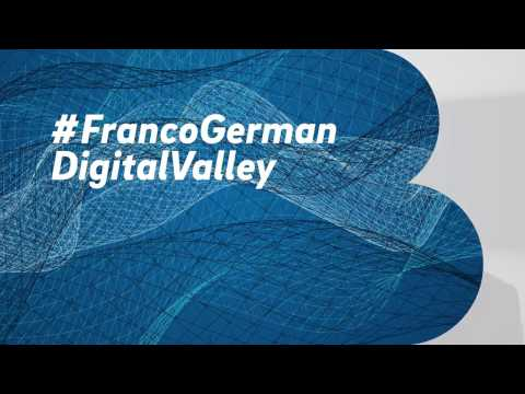 How we help create a Franco-German Digital Valley, by Roland Berger CEO Charles-Edouard Bouee.