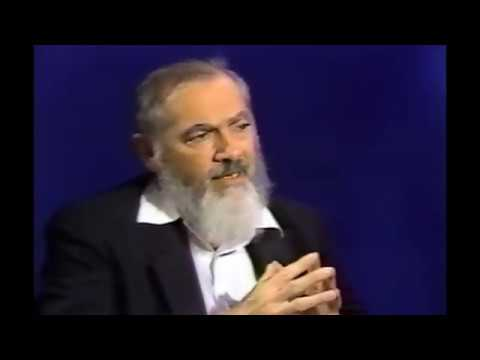 Rabbi MEIR KAHANE SPEAKS - Talkline with Zev Brenner  (1989)