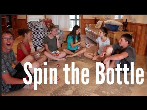 spin the bottle (our own version)