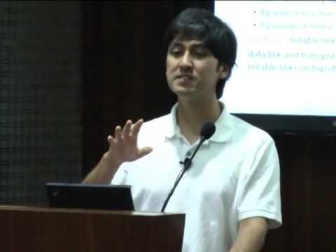 Fundamentals of Distributed Algorithms - Part 1