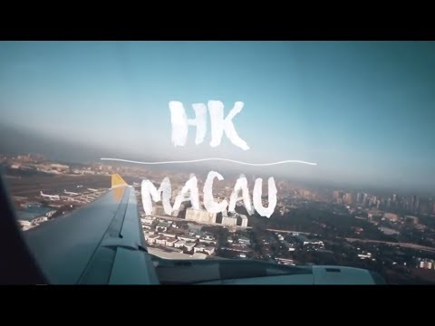 Hong kong and Macau Travel 2017