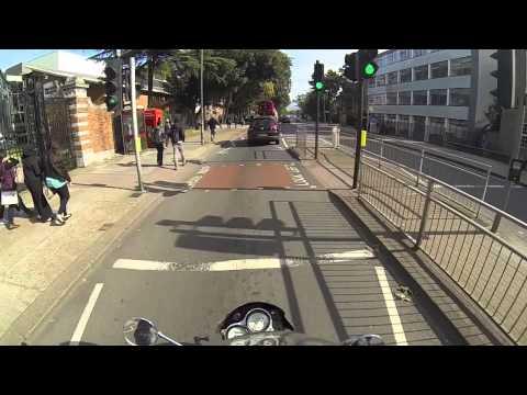 Oct ride around London suburbs