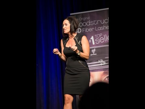 Traci Bild- Keynote at Younique convention - YouTube