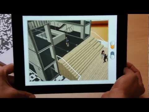 Augmented Reality Architectural presentation