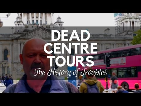 Walking Tour - Belfast City - Dead Centre Tours and The History of Troubles - Northern Ireland