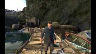 Half-Life 2: The Lost Coast - Walkthrough