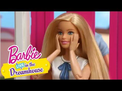Barbie Deutsch | DIE GROßE HERAUSFORDERUNG 🏆💖Barbie LIVE! In The Dreamhouse 💖Videos für Kinder