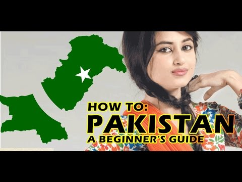 How To Behave In Pakistan