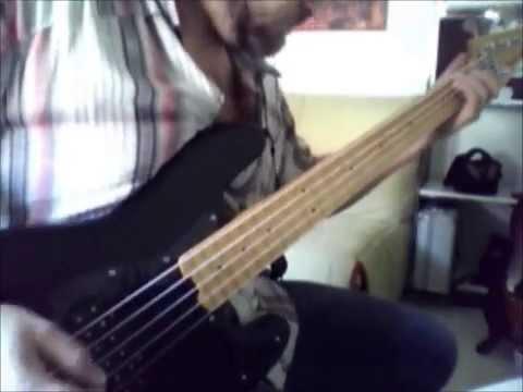 Sweet Tea | California Breed Bass Cover | Fender Jazz Bass V Modern Player