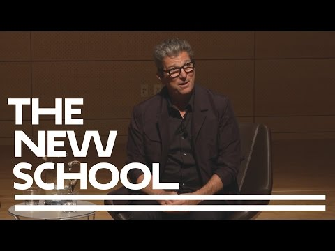 The Marvin Traub Lecture: Andrew Rosen, CEO of Theory | The New School