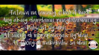 Ulan-Rivermaya (Lyrics)