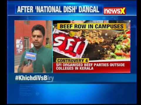 Students fined for cooking biryani; administration calls it a serious act