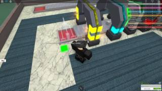 Roblox: Avengers Tycoon - Let's Play Ep1 - AWESOME IN-GAME PHYSICS!