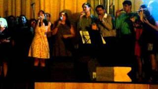Cantata Nazareno 2010 - Eu temerei/Tão lindo