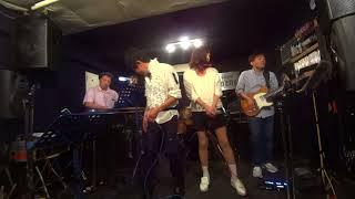 2018年5月19日 昭和歌謡ライブ with リリーズ at Bumpcity.