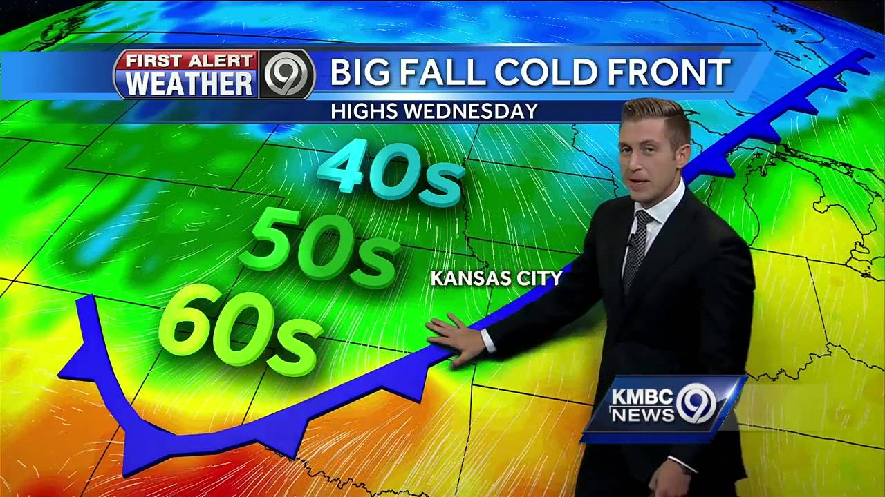 Videocast: Next chance of rain appears Monday