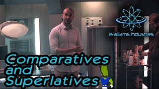 """""""Is better than"""" / """"Is the best"""" - Comparatives and Superlatives"""